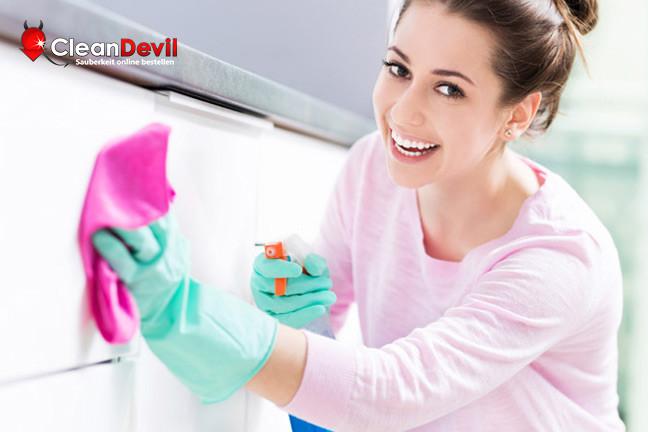 Cleandevil Reinigungsfirma St. Gallen Winterthur und Zürich
